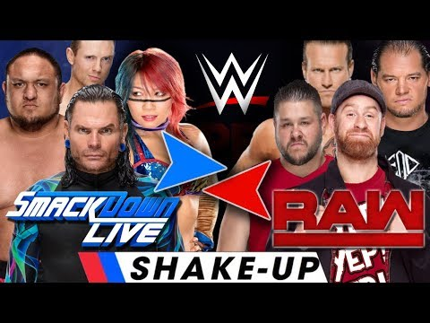 Opinión WWE Superstars Shake-Up RAW / SMACKDOWN - ANÁLISIS