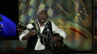 "Jonathan Butler Sings ""You Got To Believe in Something"" on VOA's Border Crossings"
