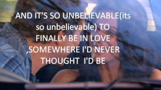 Craig David-Unbelievable 'lyrics'