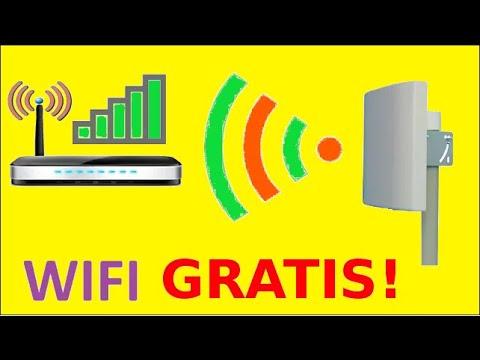Como hacer una antena wifi de largo alcance fácil en 5 Minutos!!!