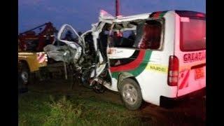 Details of the Great Rift shuttle accident near Salgaa