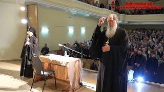 Общение с жителями г.Яранска (по приглашению епископа Паисия)