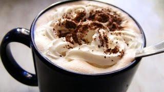"""Espresso with Whipped Cream"" ""Coffee Recipes"" [ASMR]"