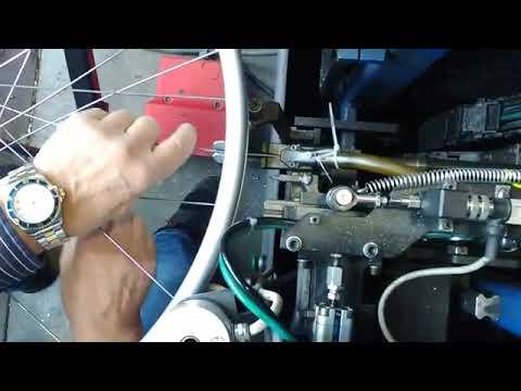 Bisiklet ve Engelli Araba Jant Montaj Makinesi