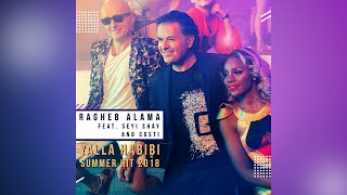 Ragheb Alama Ft. Seyi Shay - Ragheb Alama - Yalla Habibi Official Video