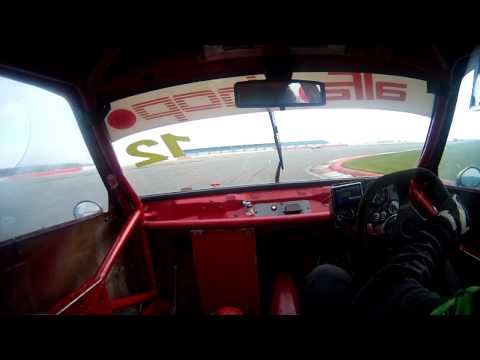 Silverstone 2015 – Race 1- Chris Snowdon