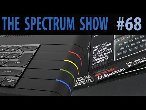 Oglądaj: The Spectrum Show Ep 68