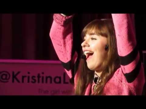 Kristina Lachaga Promo Video