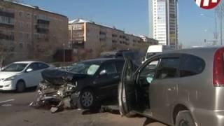 Авария на Борсоева