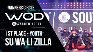 Su Wa Li Zilla | 1st Place Youth | Winner