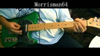 JOHN COUGAR MELLENCAMP AUTHORITY SONG Guitar Play along