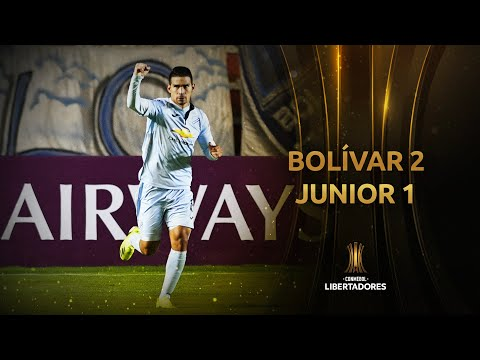 Bolivar vs Atlético Junior</a>