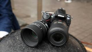 Battle of the Bokeh: Nikon 105mm DC vs Micro Nikkor VR