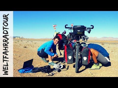 Abenteuer Weltreise: Mit einem Fahrrad von Europa nach Asien (Dokumentation 2017)