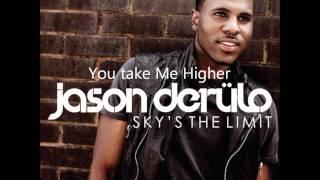 Jason Derulo - Sky's The Limit Lyrics.