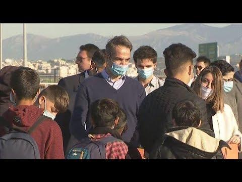 Κυρ. Μητσοτάκης: Η Ελλάδα φροντίζει τους κατατρεγμένους και ταυτόχρονα προστατεύει τα σύνορά της