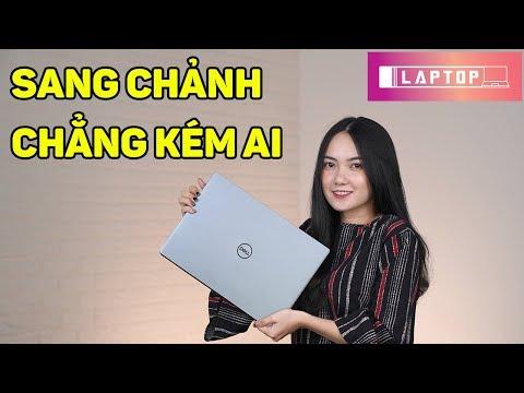 Review Laptop Dell Vostro 5481: Thiết kế kim loại, viền mỏng, hiệu năng khá