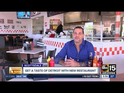 Detroit Coney Grill in Scottsdale: Take a look inside