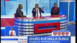Rais Uhuru Kenyatta atoa vitisho kwa kinara wa NASA Raila Odinga akimshinda kwa uchaguzi