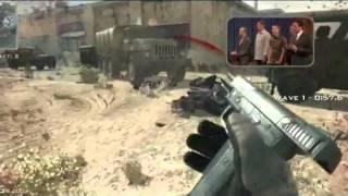 modern warfare 3 - Survival Mode gameplay