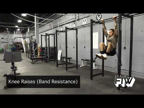 Knee Raises (Band Resistance)
