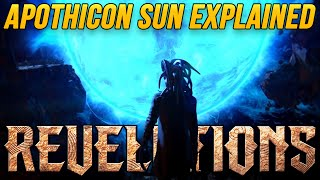 What's the Apothicon Sun Explained | The History of the Apothicons Footnote | Zombies Storyline