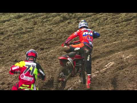 Anstie vs Herlings: MXGP Rookies Battle for the French Lead #DontCrackUnderPressure