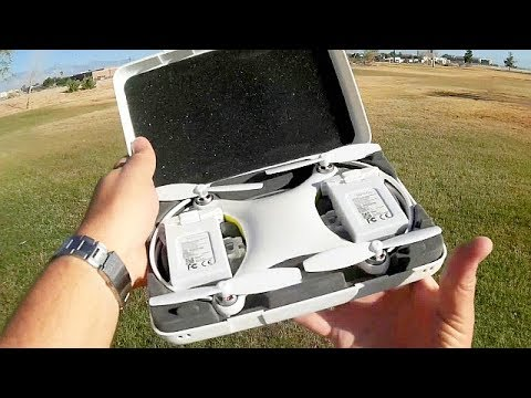 Sunly Alpha Cam GPS 4K Selfie FPV Camera Drone Flight Test Review