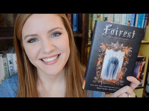 FAIREST by Marissa Meyer   Book Discussion