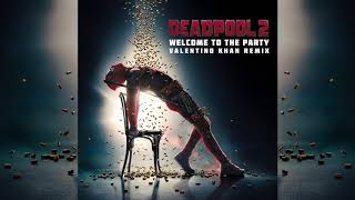 Diplo, French Montana & Lil Pump feat. Zhavia Ward - Welcome To The Party (Valentino Khan Remix)