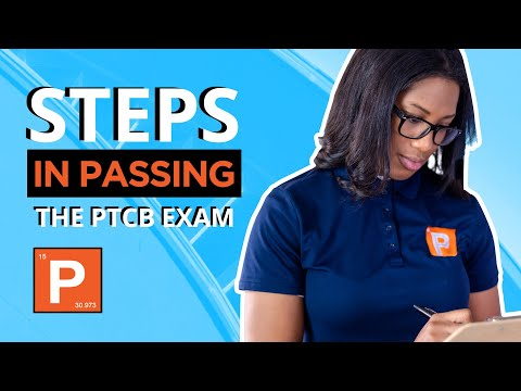 How To Pass The 2020 PTCB Exam In Three Easy Steps - YouTube