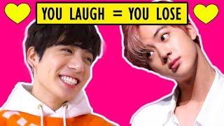 "[BTS] ""You Laugh = You Lose"" Challenge | Bangtan Boys"