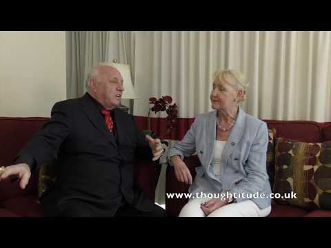 A conversation with Dr Richard Bandler (Co-creator of NLP) in Orlando 2019