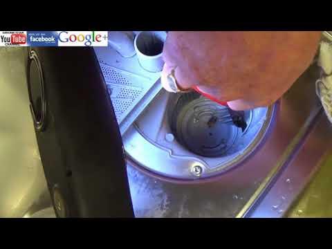 Посудомоечная машина не сливает воду  Причины поломки посдомойки
