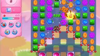 Candy Crush Saga Level 4302 NO BOOSTERS