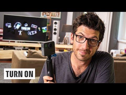 GoPro Fusion im Hands-On: Was macht GoPros 360-Grad-Kamera anders?