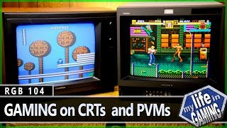 RGB104 :: Retro Gaming on CRTs and PVMs