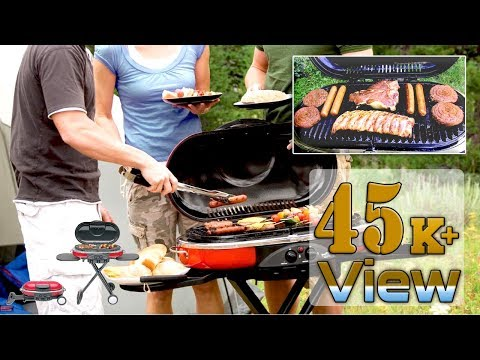 5 Best Portable Gas Grill Reviews | Best Camping Grill for Backpacking and Hiking