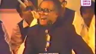 Khumar Barabankavi || Husn jab meherbaan ho to kya keejiye