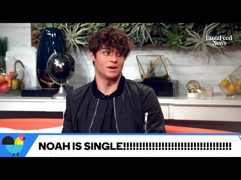Noah Centineo Gets Real About Being Single, Self-Care And Safe Sex
