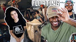 HE SNAAAAAPED!!! | ScHoolboy Q   Floating Ft. 21 Savage [REACTION]