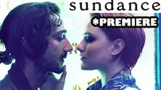 Necessary Death of Charlie Countryman - Shia LaBeouf&Evan Rachel Wood Interview - Sundance 2013