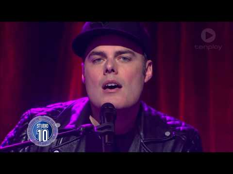Marc Martel - Queen - You Take My Breath Away (Live on Studio 10, Australia)