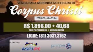 Feriado de Corpus Christi em Fernando de Noronha