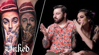 Tattoo Artists React to Tattoo Copying | Tattoo Artists Answer