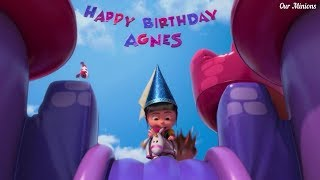 Agnes Birthday Party - Despicable Me 2   HD