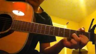 "How to play ""Windmills"" by Toad the Wet Sprocket"