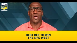 Shannon Sharpe's Best Bet to Win the NFC West
