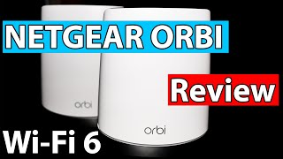 Netgear Orbi Unbox and Review   Watch Before You Buy   Mesh Wifi Options, Speed Tests and Range Test
