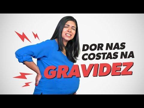 Imagem ilustrativa do vídeo: DOR NAS COSTAS NA GRAVIDEZ -  O que fazer